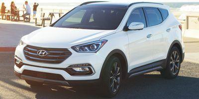 2017 Hyundai Santa Fe Sport 2.4L Automatic (Frost White Pearl)
