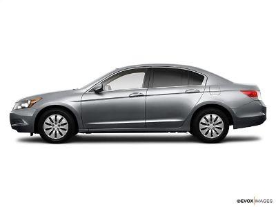 2010 Honda Accord LX (silver)