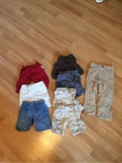 little boys size 4 shorts and pants