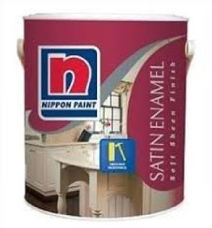 VS Enterprises - Nippon Paint Satin Enamel