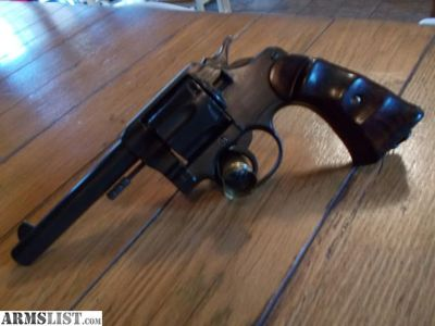 For Sale: COLT, 1917, 45LC