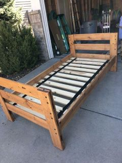 Free twin bed