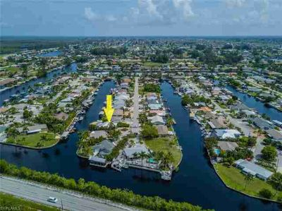12123 Moon Shell DR Cape Coral Three BR, PARADISE FOUND!!!