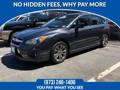 2014 Subaru Impreza 2.0i Sport Limited (Dark Gray Metallic)