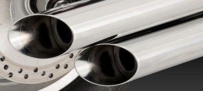 Buy Vance & Hines Exhaust Cruzers Chrome Honda VTX1300S/R/C 2003-2009 motorcycle in Pomona, California, US, for US $377.95