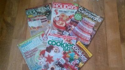 Holiday Cooking Magazines