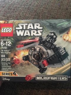 NEW - Star Wars Lego - Ages 6-12