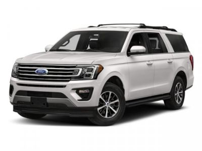 2018 Ford Expedition Max XLT (White Platinum Metallic Tri-Coat)