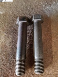 65 bug front shock bolts top
