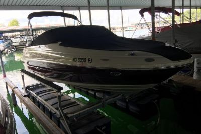 2006 Sea Ray SunDeck 200