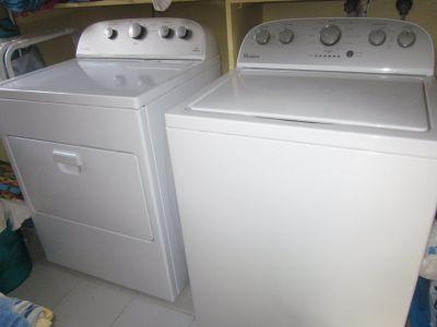 Whirlpool Wassher/Dryer