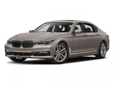2017 BMW 7-Series 750i xDrive (Imperial Blue)