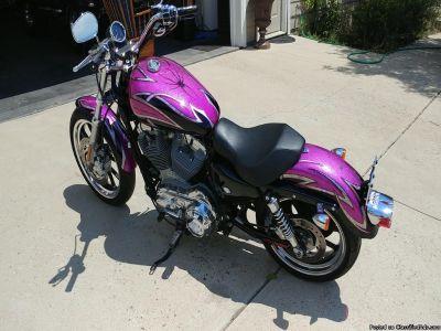 2013 Harley Davidson XL883L Sportster Low