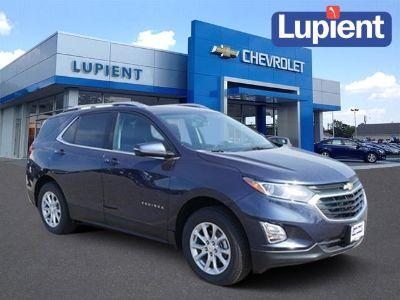 2018 Chevrolet Equinox (Blue Metallic)