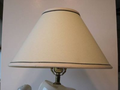 2 Table Lamps with Shades