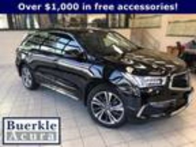 used 2019 Acura MDX for sale.