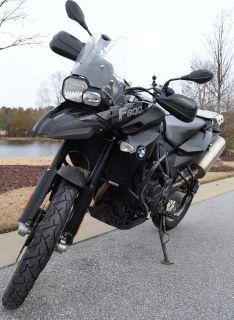 2012 BMW F 800 GS