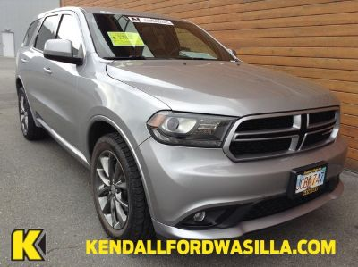 2015 Dodge Durango SXT (gray)