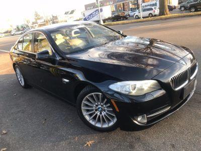 2012 BMW MDX 535i xDrive (Black Sapphire Metallic)