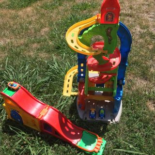 Fisher price little people car sets