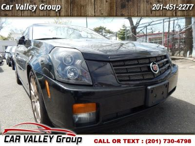 2007 Cadillac CTS Base (Black)
