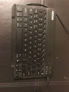 Arteck keyboard