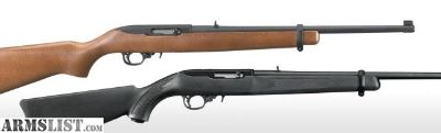 Want To Buy: LTB Ruger 10/22