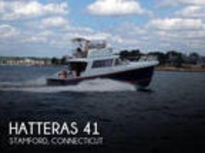 Hatteras - Convertible