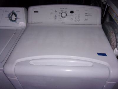 Kenmore Elite Oasis Super Capacity Dryer