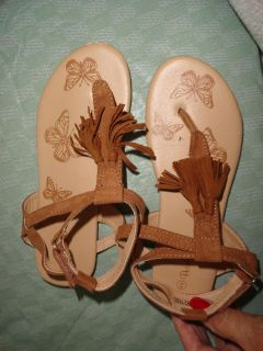SIZE 2 GIRL'S SANDALS