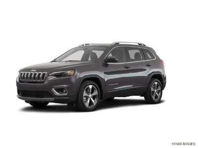 2019 Jeep Cherokee LIMITED 4X4 (Granite Crystal Metallic Clearcoat)