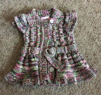 Infant Sweater, Size 6/9 months
