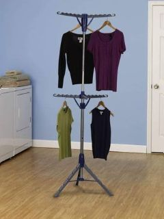 Home Essentials Floor Standing Dryer with Six Arms - New!