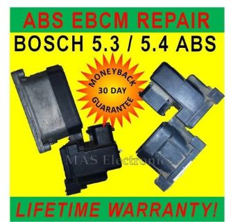 Buy FITS VOLKSWAGEN VW PASSAT BOSCH 5.3 ABS MODULE REPAIR SERVICE (REBUILD) motorcycle in Duluth, Georgia, United States, for US $45.00