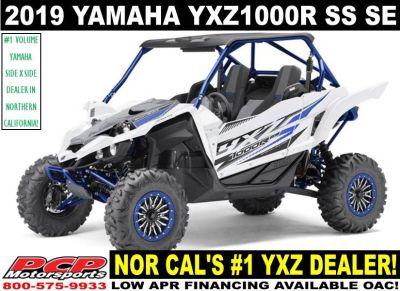 2019 Yamaha YXZ1000R SS SE Utility Sport Utility Vehicles Sacramento, CA