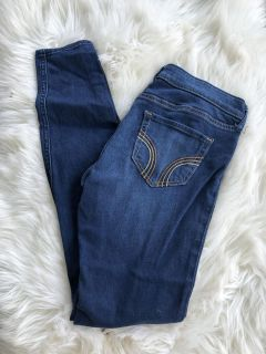 Hollister jeans size 5