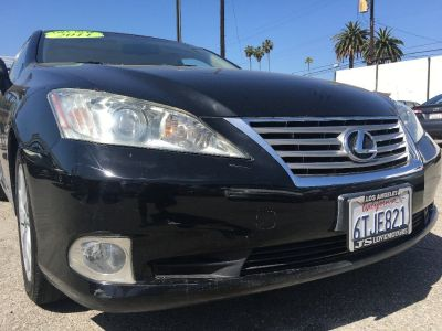 2011 LEXUS ES350 LUXURY SEDAN! ONLY 76K MILES! LUXURY ALL THE WAY! $3,000 DRIVE OFF!