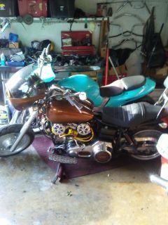 1983 Harley-Davidson ELECTRA GLIDE SPORT