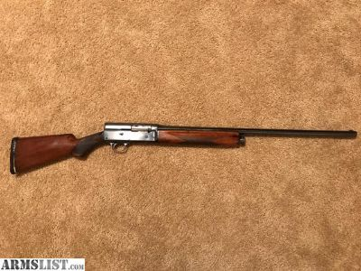 For Sale: Remington Model 11 auto 12 ga shotgun