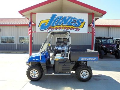 2008 Polaris Ranger XP Supersonic Blue Rally Limited Edition Side x Side Utility Vehicles Durant, OK