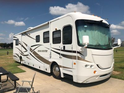 2007 Coachmen Cross Country 354MBS