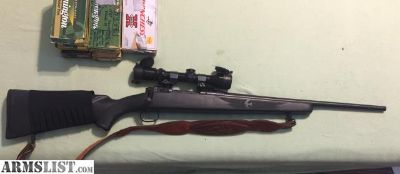 For Sale/Trade: 7mm-08 with Leupold Scope