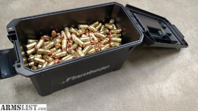 For Sale: 500 Rounds of .45 ACP FMJ (Brass Casings)