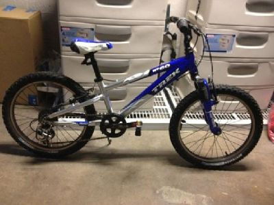 "$200 OBO Trek MT60 20"" Kids Bike"