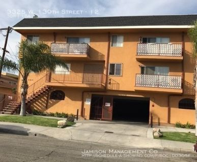 Apartment Rental - 3325 W. 139th Street