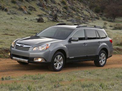 2011 Subaru Outback 2.5i Limited (Crystal Black Silica)