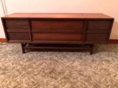 General Electric Console Stereo