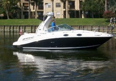 2008 Sea-Ray 260-Sundancer