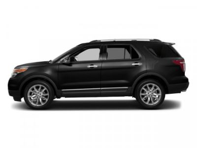 2014 Ford Explorer XLT (Tuxedo Black Metallic)