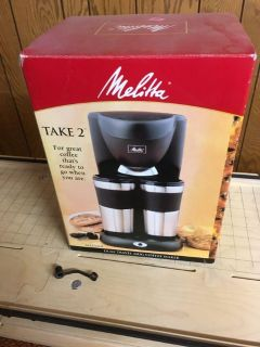 Coffee maker on the go
